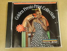 CD / GOLDEN PRESTO PRINT COLLECTION - VOLUME IV