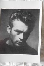 James Dean. Vintage postcard Editions cineme Unused