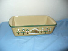 Sonoma Home Goods LODGE Rectangular Baker Loaf Pan Baking Casserole Dish Cabin