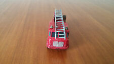 Véhicule Miniature MatchBox SuperKings « K-15 Merryweather Fire Engine » TBE