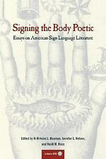 Signing the Body Poetic: Essays on American Sign Language Literature, , Good Boo