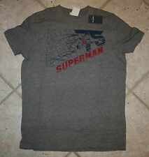 NWT Abercombie Boys XL LIMITED EDITION Superman SS Muscle Fit T-Shirt LAST ONE