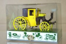 BRUMM HISTORICAL SERIES 3 COUPE 19th CENTURY CARRIAGE BUGGY WAGON 1850 na