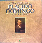 PLACIDO DOMINGO LP AN EVEING WITH PALCIDO DOMINGO AND FRIENDS