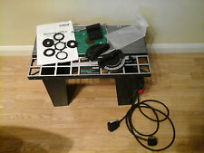 QUALITY TREND ROUTER TABLE WITH  ACCESSORIES..WOOD TIMBER JIG WORKTOP