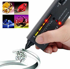 Diamond Moissanite Tester Selector LED Indicator Jewelry Gemstone Detector