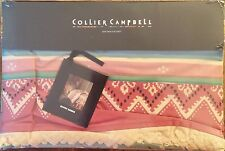 NEW Collier Campbell Gypsy Dance TWIN Bed FLAT SHEET NIP NEW Southwest