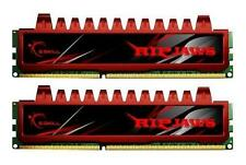 4GB G.Skill DDR3 PC3-10666 1333MHz Ripjaw Series (9-9-9-24) Dual kit for Intel