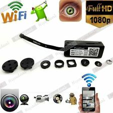 Wireless WiFi Covert SPY Camera Module Video DVR Recorder DIY F Android Apple