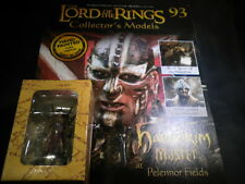 Lord of the Rings Figures - Issue 93 Haradrim Master at the Pelennor Fields -