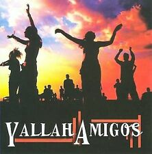 Yallah Amigos by Various Artists (CD, Apr-2003, Time Zone)