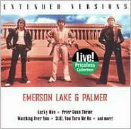 EMERSON, LAKE & PALMER : EXTENDED VERSIONS (CD) sealed