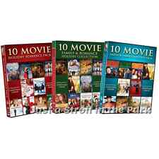 Holiday Family Romance Faith Christmas Christian Movie Collection Box/DVD Set(s)