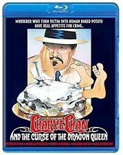 Charlie Chan & Curse Of The Dragon Queen (1981) (2016, Blu-ray NEUF)