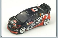 Ford Fiesta RS No.9 11th WRC Monte Carlo 2012 SPARK MODEL 1/43 #S3344