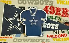 NFL Dallas Cowboys Jersey Magnet