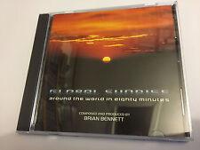 GLOBAL SUNRISE (Brian Bennett) OOP 1997 TV Soundtrack Score OST CD NM