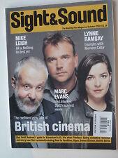 Film Magazine SIGHT & SOUND October 2002 - New Faces British Cinema