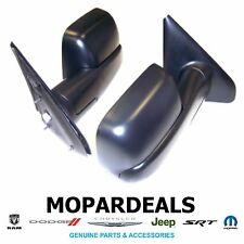 Dodge Ram Truck 2002-2009 Mopar Power Trailer Tow Towing Mirrors  OEM Accessory