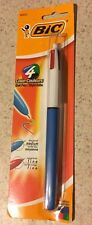 Bic 4-Color Retractable Ball Point Pen - Free Shipping