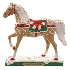 TRAIL OF PAINTED PONIES -Sweet Treat Round-Up- Horse Figurine - 1E / 364 - Resin