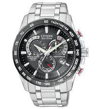 Citizen perpetual calendar chrono A-T Men's watch AT4008-51E $675