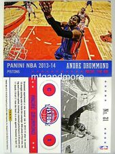 Panini nba (Adrenalyn XL) 2013/2014 - #021 Andre Drummond-Above the Rim