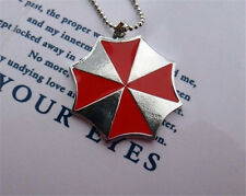 COLLANA CIONDOLO NECKLACE - RESIDENT EVIL UMBRELLA CORPORATION BIOHAZARD