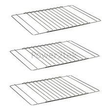 3 x NARDI UNIVERSALE REGOLABILE FORNO / FORNELLO / GRILL Rack Scaffale Griglia Estendibile UK