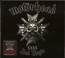 MOTORHEAD XXXX Bad Magic CD + Lemmy Bonus DVD NTSC Digipak Live Kilmister Sealed