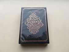 Sons of Liberty Playing Cards Deck Limited Edition New Sealed