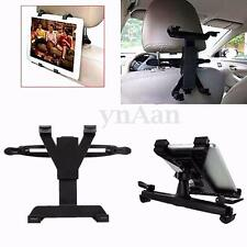 "Car Back Seat Headrest Mount Holder Kit for iPad 4 3 Nexus 7 10 7.9-10.1"" Tablet"