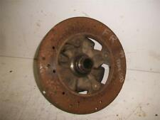 99 Can Am Bombardier Traxter 500 Front Right Wheel Hub W / Brake Rotor SY
