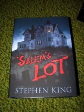 SALEM'S LOT by STEPHEN KING (Cemetery Dance Limited Gift Edition) 3,000 copies
