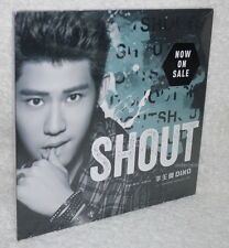 Dino Lee SHOUT 2015 Taiwan Special CD (Our Times)