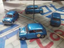 Mebetoys codice A28 Mini Minor Innocenti Hyppie Io ci sto e Tu ? Scala 1/43 Rara