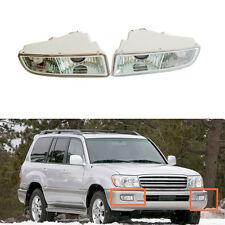 for Lexus LX470 1998-2007 Car Front Bumper Fog/Driving Lights Housing No Bulbs