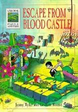 Puzzle Adventures: Escape from Blood Castle by Graham Round and Jenny Tyler...
