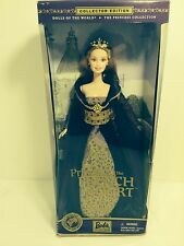 2000 2001 PRINCESS OF THE FRENCH COURT DOLLS OF THE WORLD BARBIE NEW IN BOX NIB