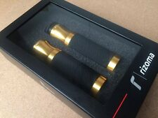 RIZOMA SPORTLINE GRIPS IN GOLD, GR205G, BRAND NEW!!