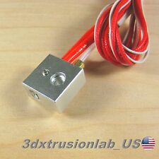 aluminum heat block thermistor Ceramic heater for 3d printer extruder hot end