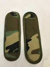 Eagle Industries Woodland Slip On Shoulder Pads PC Plate Carrier MBSS SFLCS SOF