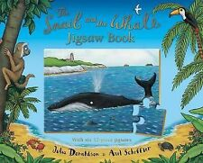 The Snail and the Whale Jigsaw Book by Julia Donaldson (Board book, 2007)