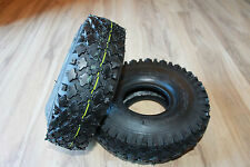 (2)4.10-3.50-4;2 Ply Stud Tires Go-Kart,Snow Blower,Dolly,Air Compressor,Snapper