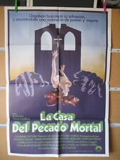 963     LA CASA DEL PECADO MORTAL - ANTHONY SHARP, SUSAN