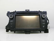 TOYOTA YARIS 3 RADIO CAR AUDIO AUTORADIO NAVI TOUCH&GO 861400D010 1350007621C101