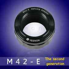 M42-NEX helicoid adapter (with pressure thimble device has set midline positio)