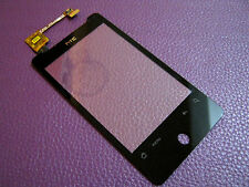 Kit Vetro Touch screen per HTC A6380 Aria Gratia G9 per lcd display Nuovo Nero