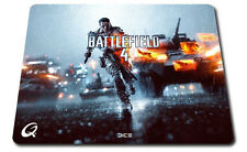 "Kingston Battlefield 4 Pro QPAD FX Gaming Game Mouse Pad Mat FX-36 Size 14""x11"""