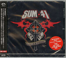 SUM 41-13 VOICES-JAPAN CD F04
